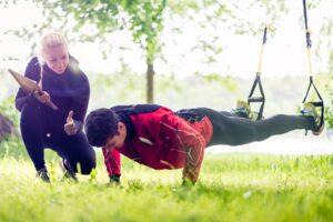 Ontdek de voordelen van Personal Training Utrecht